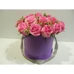 Цветы в коробке арт.№0001